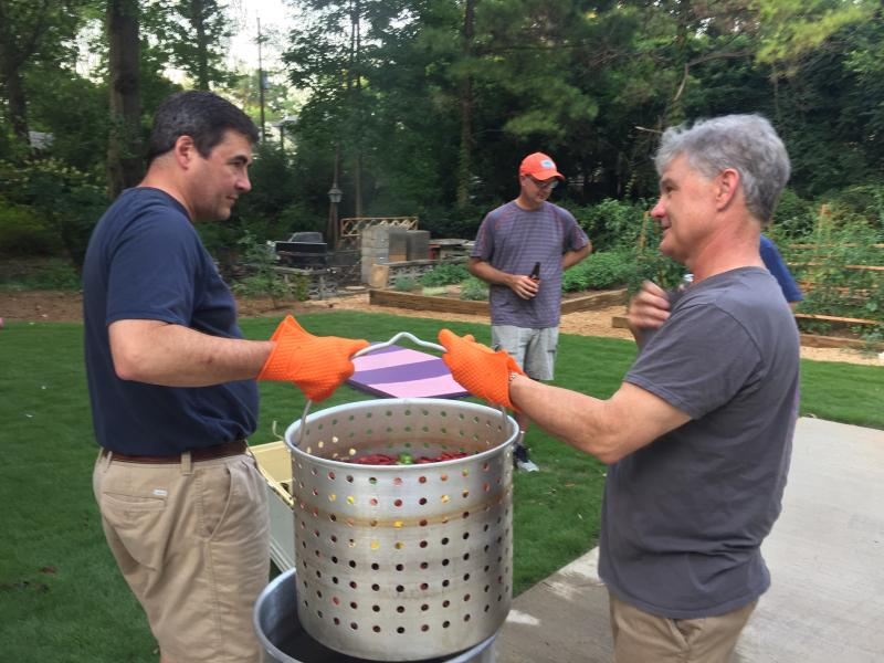 Kitchens Perfects Crawfish Seasoning With Surgical Precision