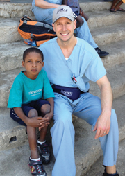 Dr Bryan Balentine Medical Missions Introduce A Different World