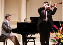 Local Nephrologist Combines Career, Family, and Classical Music